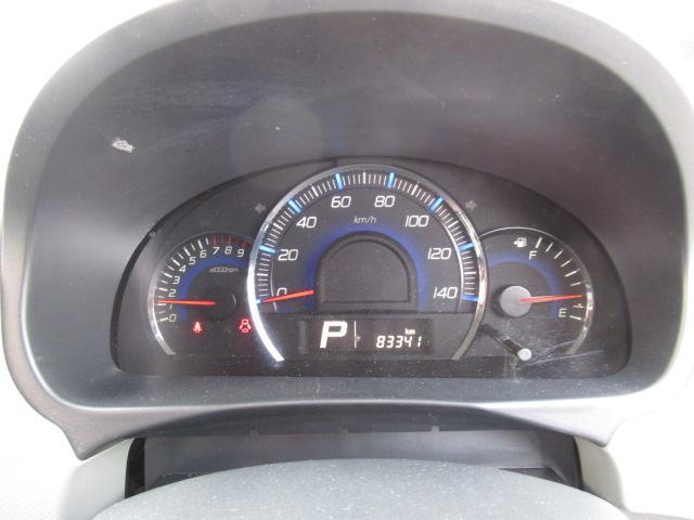 メーターパネルもとても見やすいです。ギヤの表示が大きくスピードメーターも見えやすい!この手のタイプは大変人気があります。