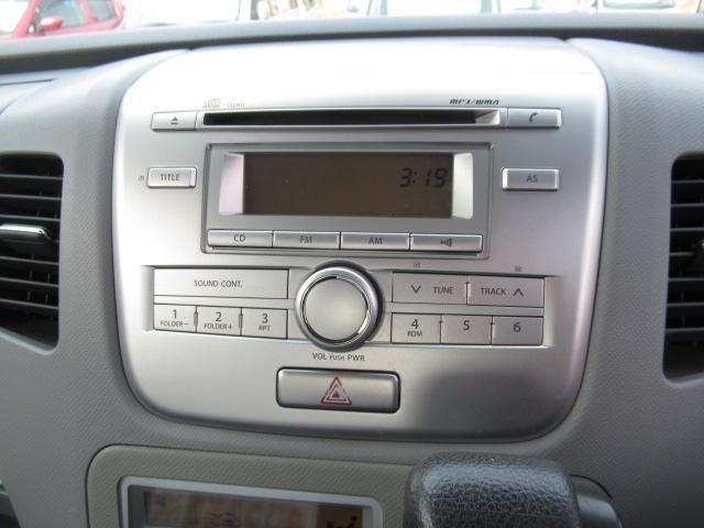 ドライブのお供と言えば音楽ですね。オーディオがついておりますので、お好きな音楽を移動中などに聞くことが出来ます。またナビの取付なども行っておりますのでお気軽におたずね下さい。