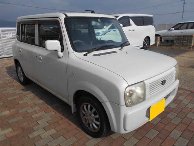「スズキ」「アルトラパン」「軽自動車」「佐賀県」の中古車5