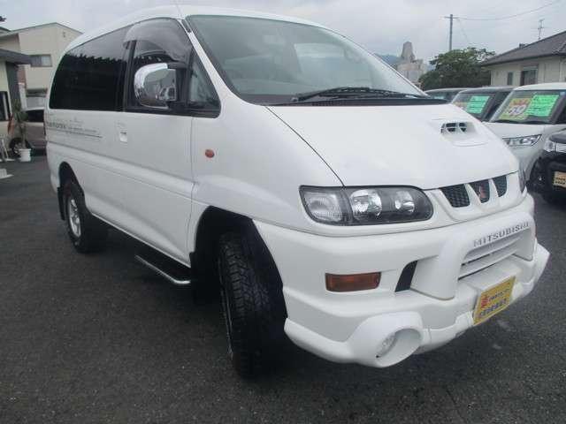 三菱 デリカスペースギア シャモニー HR DT-B