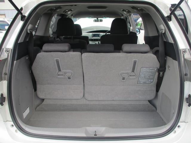 トヨタ エスティマ アエラス HDDナビ 左側自動ドア バックカメラ