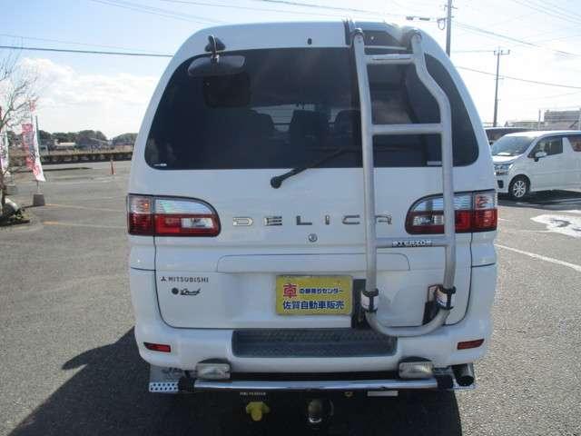 三菱 デリカスペースギア シャモニー 4WD ハイルーフ ディーゼルTB