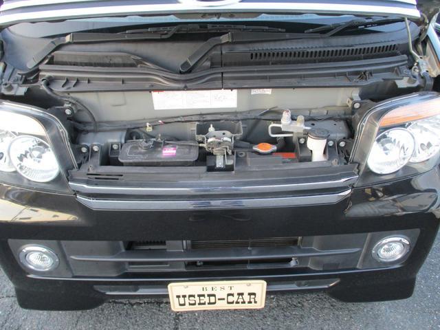 カスタムターボRSリミテッド 左側自動ドア ETC CD(15枚目)