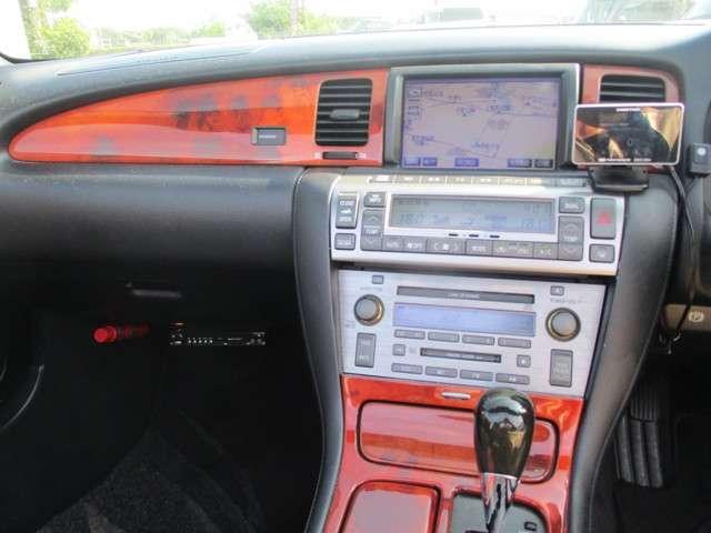 430SCV 社外20AW 車高調 黒革(18枚目)