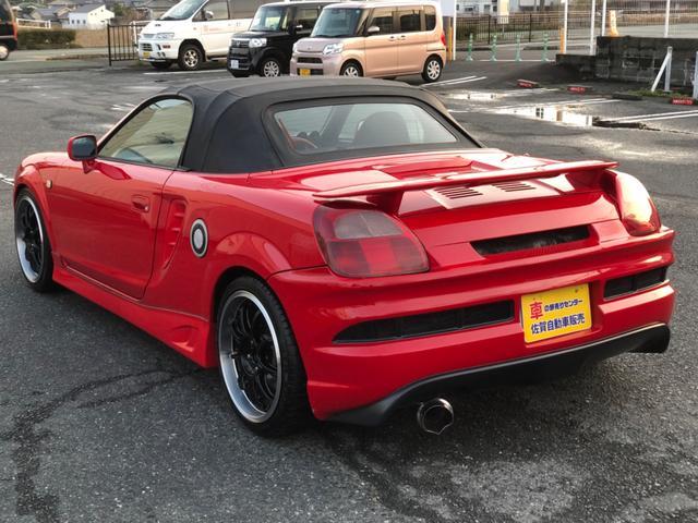 「トヨタ」「MR-S」「オープンカー」「佐賀県」の中古車17