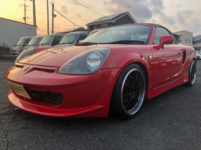 「トヨタ」「MR-S」「オープンカー」「佐賀県」の中古車31