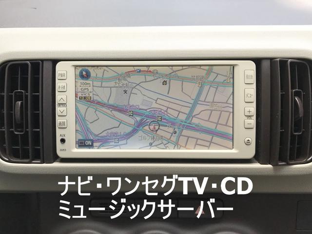 プラスハナ 1年無料保証付き 禁煙車 ナビ ワンセグTV スマートキー CD再生 ミュージックサーバー ETC アルミホイール ABS(19枚目)