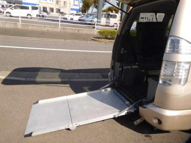 Z 煌 ウェルキャブ 車いす仕様車スロープタイプ(6枚目)