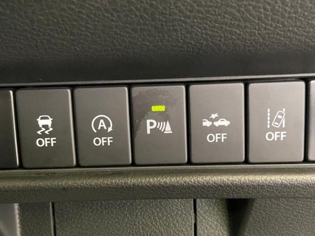 ハイブリッドMZ 衝突安全装置 車線逸脱防止支援システム 横滑り防止装置 盗難防止システム クルーズコントロール パーキングアシストバックガイド ターボ エアバッグ アイドリングストップ アルミホイール オートエアコン(9枚目)