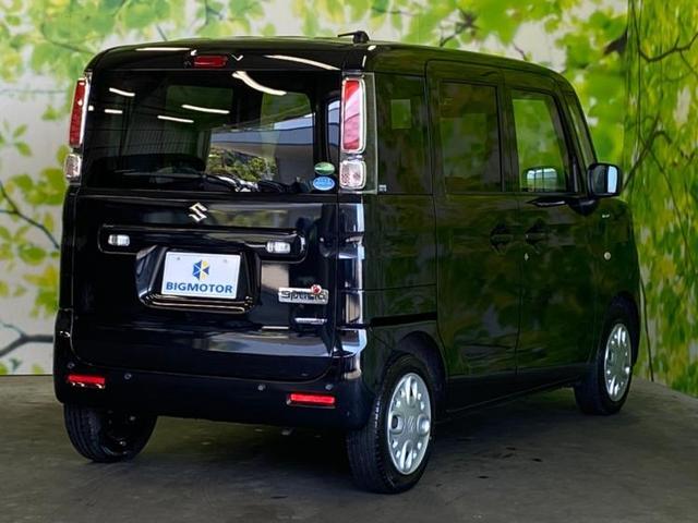 ハイブリッドG セーフティサポート/アイドリングストップ/プッシュスタート/EBD付ABS/横滑り防止装置/エアバッグ 運転席/エアバッグ 助手席/エアバッグ サイド/パワーウインドウ/キーレスエントリー(3枚目)