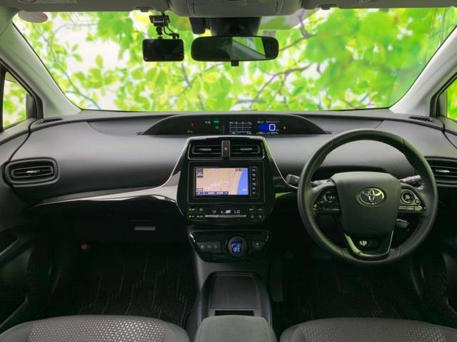 S 純正 7インチ メモリーナビ/車線逸脱防止支援システム/ヘッドランプ LED/ETC/EBD付ABS/横滑り防止装置/アイドリングストップ/クルーズコントロール/TV/エアバッグ 運転席 ワンオーナー(4枚目)