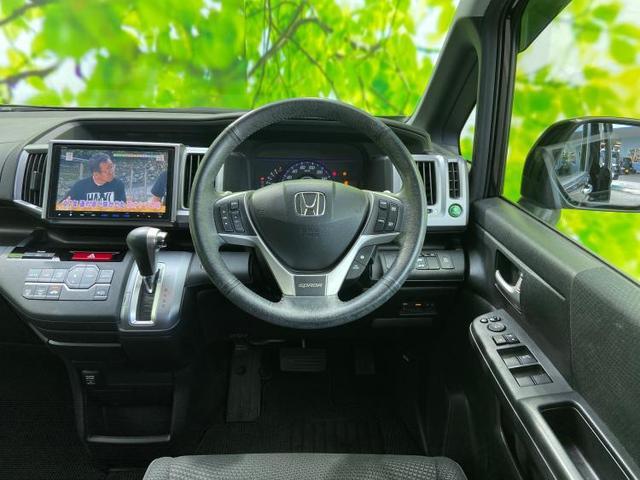 スパーダS 純正 9インチ HDDナビ/電動スライドドア/ヘッドランプ HID/ETC/EBD付ABS/バックモニター/フルセグTV/エアバッグ 運転席/エアバッグ 助手席/アルミホイール/パワーウインドウ(4枚目)