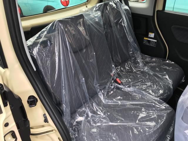 スズキ スペーシア X届出済未使用車 Sエネ 左後電動スライド プッシュスタート