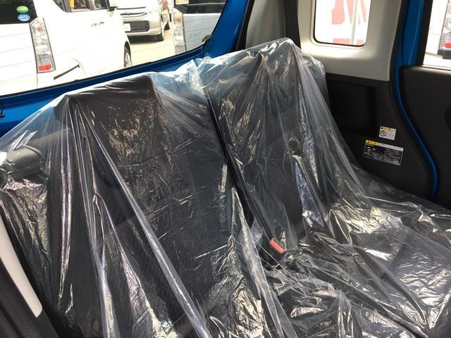 スズキ スペーシアカスタムZ ベースグレード 届出済未使用車 盗難防止 禁煙車