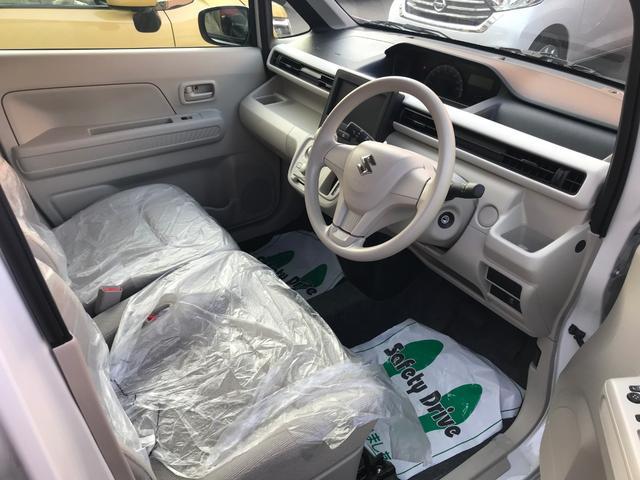 スズキ ワゴンR FA 届出済未使用車 禁煙車 盗難防止