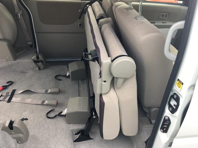 ダイハツ アトレーワゴン スローパー リヤシート付き ABS WSRS キーレス