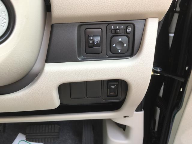E 届出済未使用車 電動格納ミラー シートヒーター(9枚目)
