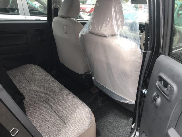 X SAIII 届出済未使用車 衝突被害軽減システム(7枚目)