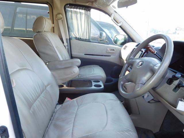 トヨタ グランドハイエース G Xエディション ワンオーナー ツインMR
