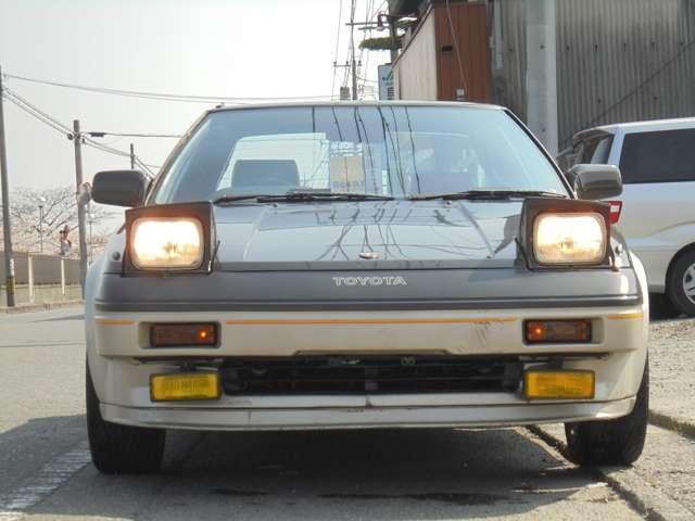 トヨタ MR2 Gリミテッド