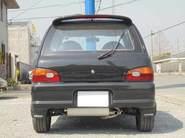 RX-R 4WD 5速マニュアル 社外アルミ 13AW(4枚目)
