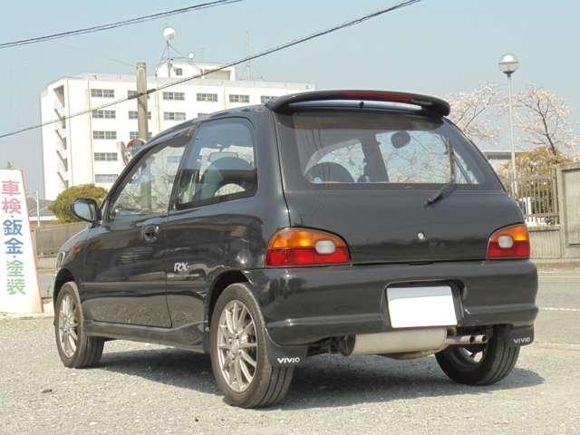 RX-R 4WD 5速マニュアル 社外アルミ 13AW(5枚目)