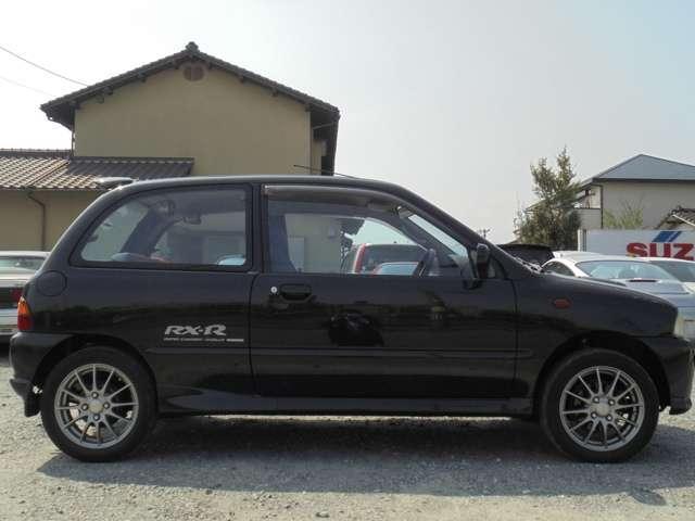 RX-R 4WD 5速マニュアル 社外アルミ 13AW(6枚目)