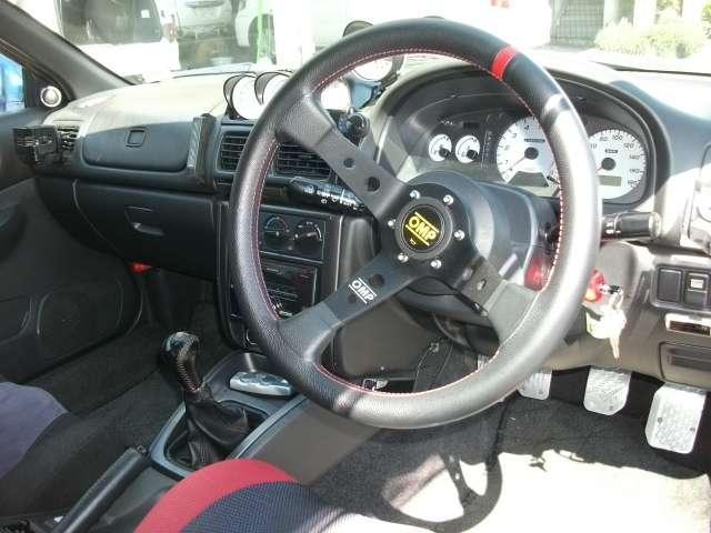 WRX RA STiバージョンIV V LTD 5速MT車(8枚目)