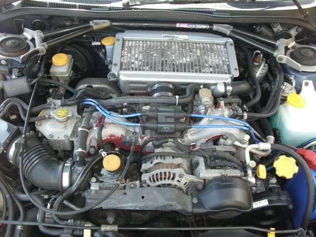 WRX RA STiバージョンIV V LTD 5速MT車(16枚目)