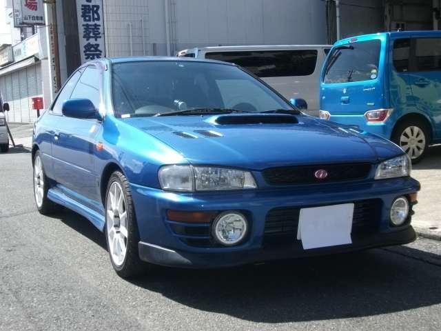 WRX RA STiバージョンIV V LTD 5速MT車(17枚目)