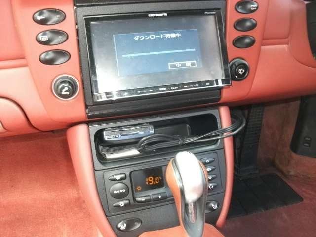 911カレラ4 ディプトロニックS 4WD 赤レザー(10枚目)