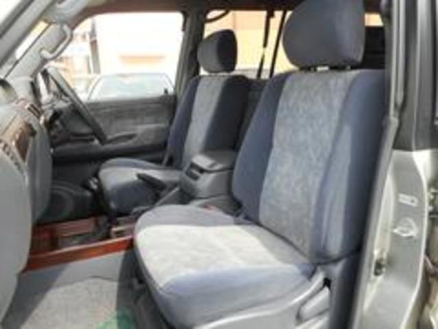 トヨタ ランドクルーザープラド TXリミテッド  社外ホイール ETC サンルーフ キーレス
