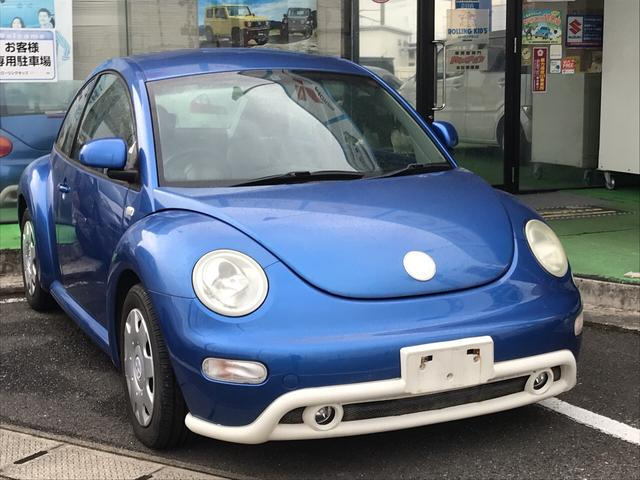 「フォルクスワーゲン」「VW ニュービートル」「クーペ」「佐賀県」の中古車3