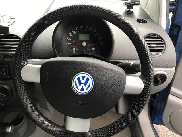 「フォルクスワーゲン」「VW ニュービートル」「クーペ」「佐賀県」の中古車11