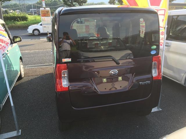 ダイハツ タント X 届出済未使用車 盗難防止 禁煙車
