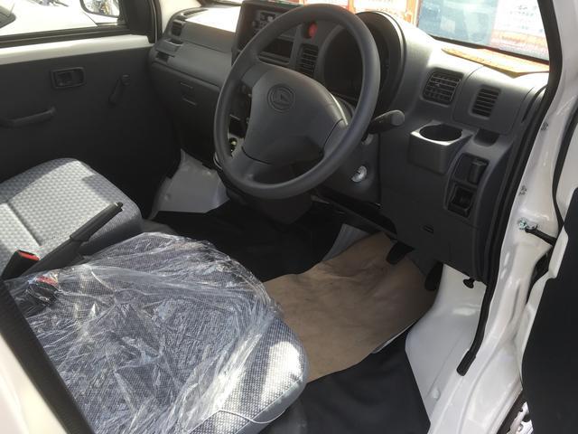ダイハツ ハイゼットカーゴ スペシャル ハイルーフ 届出済未使用車 右ハン スライドドア