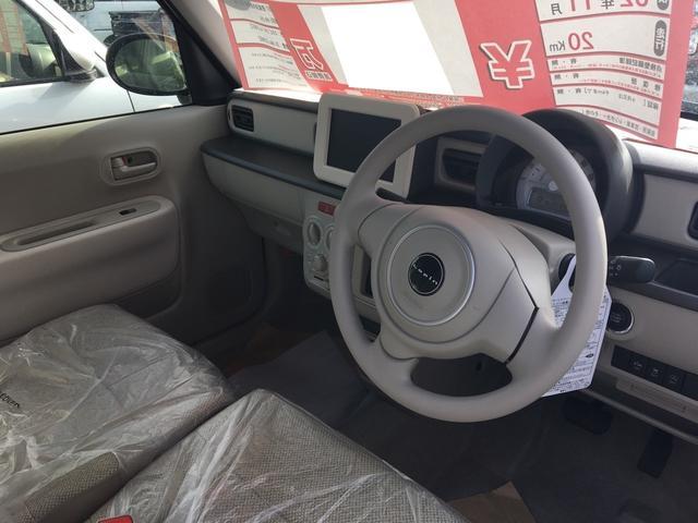 スズキ アルトラパン L CVT 届出済未使用車 右ハン フル WSRS ABS