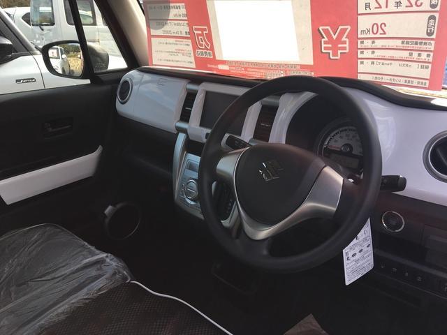 スズキ ハスラー G CVT 届出済未使用車 右ハン フル WSRS ABS