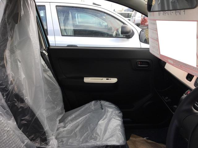 スズキ アルト F レーダーブレーキサポート装 届出済未使用車 キーレス