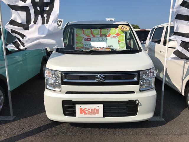 ハイブリッドFX 届出済未使用車 軽自動車 CVT(2枚目)