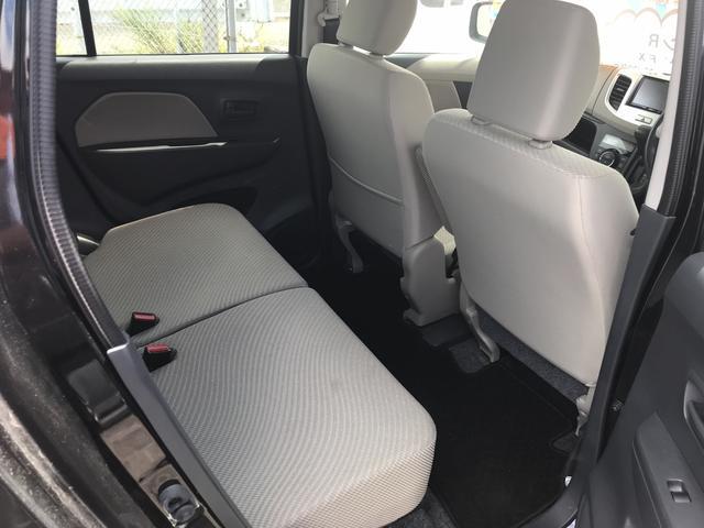 スズキ ワゴンR FX ナビ 軽自動車 インパネCVT エアコン 4人乗り
