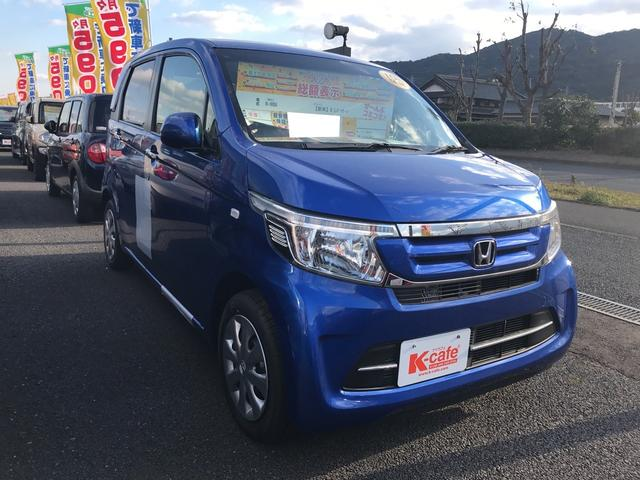 G・Lパッケージ 軽自動車 ブルー 車検整備付 CVT AC(3枚目)