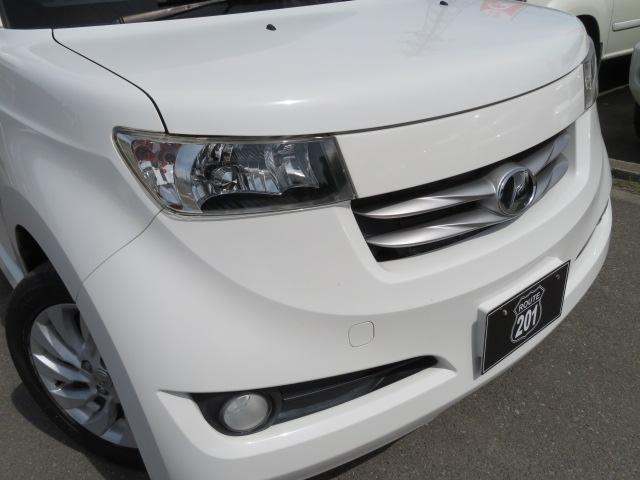 トヨタ bB ZXバージョン H30自税込純正エアロAWタイミングチェーン