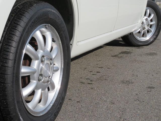 X タイミングチェーン キーレス ABS付 車検整備2年付(11枚目)