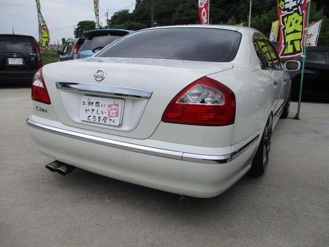 300G・車高調・35GTR純正20インチアルミ・本革シート(13枚目)