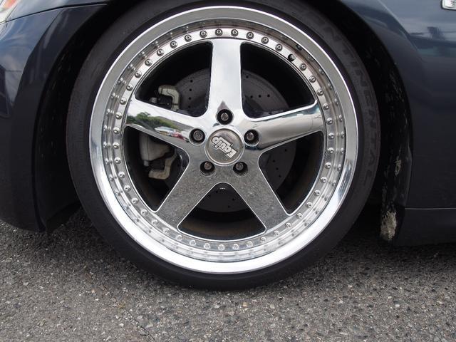 日産 スカイライン 350GT タイプSP 車高調 WORK Equip