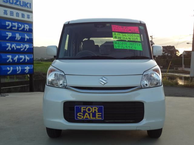 E 車いす移動車 ワンオーナー 純正SDナビ フルセグ Bluetooth 電動ウインチ(2枚目)