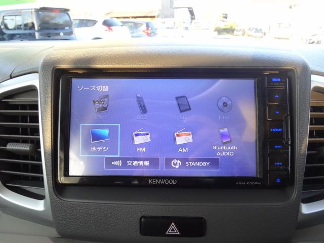 E 車いす移動車 ワンオーナー 純正SDナビ フルセグ Bluetooth 電動ウインチ(10枚目)