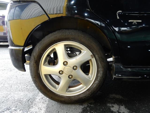 スズキ ワゴンR RRリミテッド ターボ車 タイミングチェーン パワステ