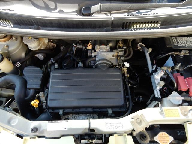 ダイハツ ムーヴラテ X タイミングベルト交換済 タイヤ・バッテリー新品交換